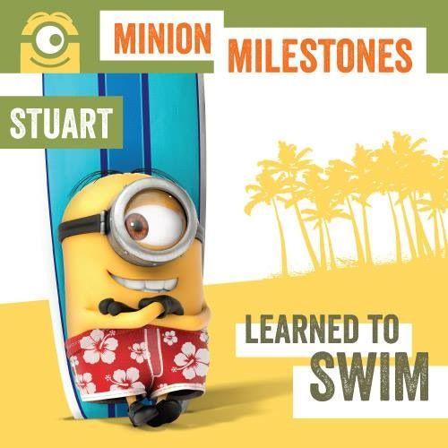 Minion Milestone